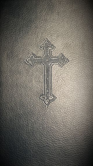 Обои на телефон вера, библия, крест, бог