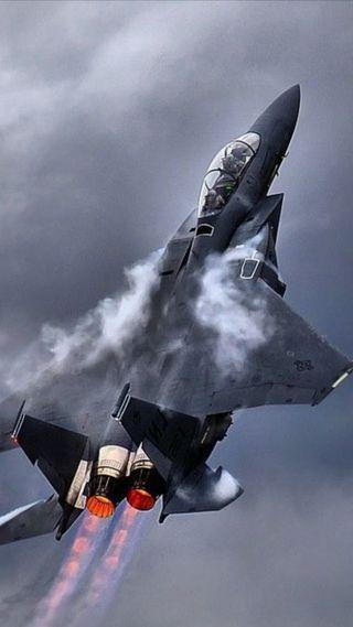 Обои на телефон наука, технологии, сша, самолет, реактивный, военные, боец, usa, airforce