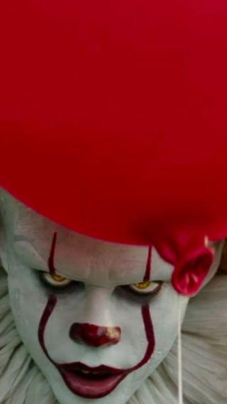 Обои на телефон клоун, хэллоуин, страшные, пеннивайз, оно, мы, мудрые, костюм, здесь, вниз, we all float down here, scary clown, penny wise