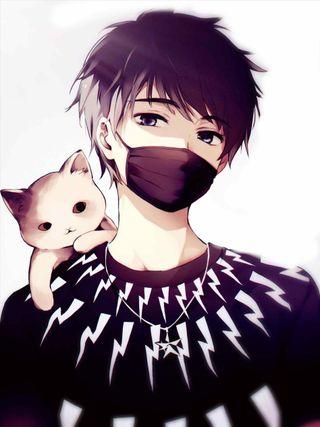 Обои на телефон мальчик, крутые, аниме, well made, cool anime