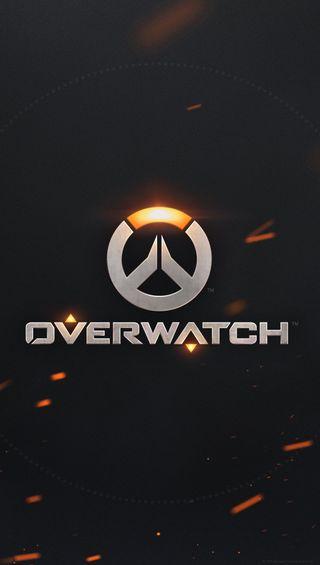 Обои на телефон прекрасные, логотипы, overwatch
