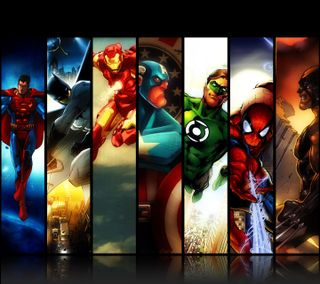 Обои на телефон актер, супергерои, рисунки, мультфильмы, марвел, комиксы, голливуд, dc superheroes, dc