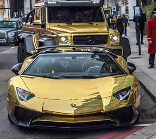 Обои на телефон ламборгини, авентадор, золотые, luxe, aventador, av