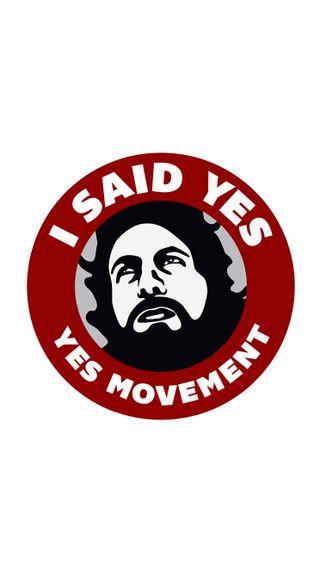 Обои на телефон yes movement, wwe