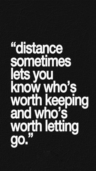 Обои на телефон знать, worth, let, keep, go, distance
