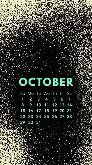 Обои на телефон спрей, продуктивность, октябрь, календарь, october spray portra, oct