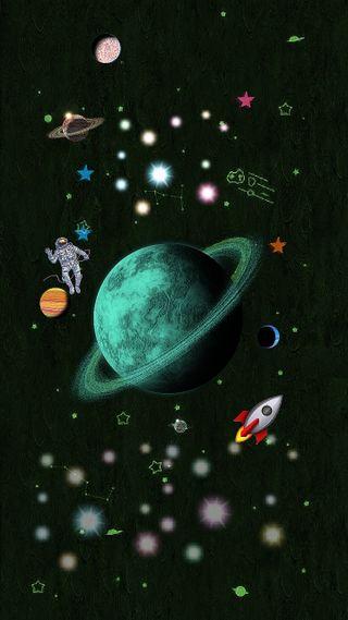 Обои на телефон пришелец, фильмы, радуга, планета, мир, космос, галактика, вселенная, hd, galaxy