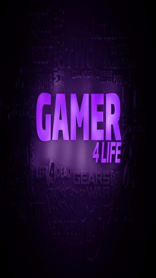 Обои на телефон игровые, жизнь, геймер, gamer 4 life
