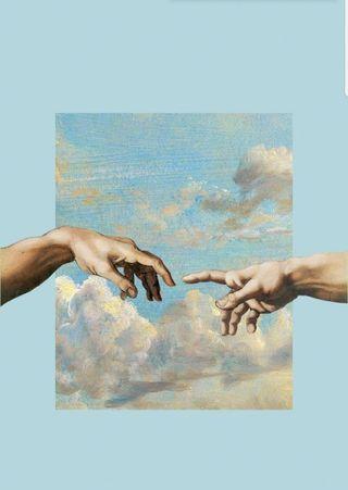 Обои на телефон небеса, ангелы, ангел