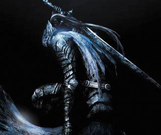 Обои на телефон душа, ужасы, темные, меч, зло, души