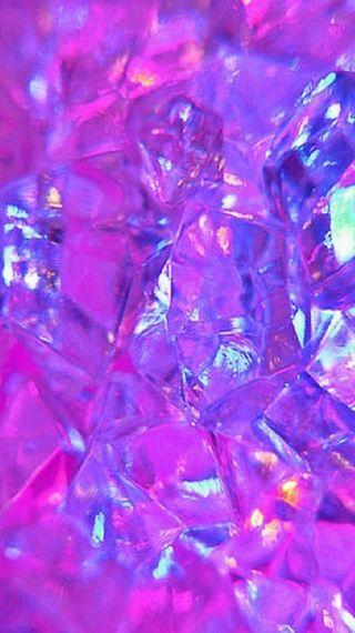 Обои на телефон яркие, фиолетовые, сияние, симпатичные, крутые, кристаллы, кристалл, блестящие, wow