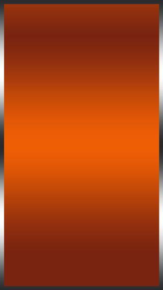 Обои на телефон свежие, чистые, серебряные, оранжевые, градиент, silver and orange