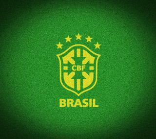 Обои на телефон логотипы, зеленые, желтые, знаки, текстуры, бразилия