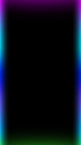 Обои на телефон грани, черные, синие, розовые, неоновые, зеленые, галактика, galaxy