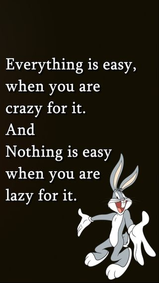 Обои на телефон цитата, сумасшедшие, поговорка, новый, ленивый, легко, крутые, знаки, жизнь, live, everything is easy
