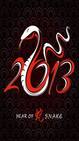 Обои на телефон змея, год, year of the snake