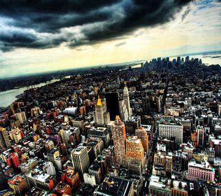Обои на телефон сша, нью йорк, новый, здания, городской пейзаж, город, usa