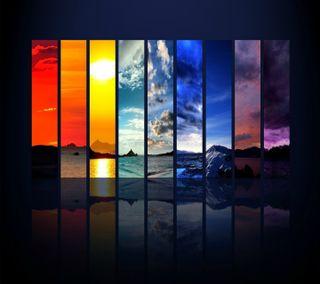 Обои на телефон спектр, сезон, рокки, природа, новый, небо, любовь, крутые, болливуд, андроид, sky spectrum hd, love, android, 2012