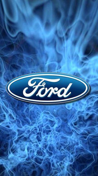 Обои на телефон ford, electric ford, абстрактные, синие, машины, логотипы, форд, электрические
