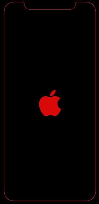 Обои на телефон красые, грани, айфон, iphone x edge, iphone x, iphone