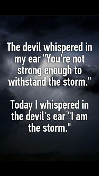 Обои на телефон дьявол, цитата, поговорка, the devil quote