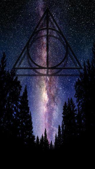 Обои на телефон поттер, гарри, wand, hallows, dumbledore, deathly