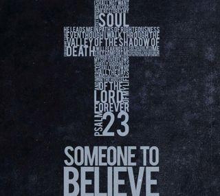 Обои на телефон верить, христианские, слова, поговорка, новый, лучшие, андроид, wallapaer, psalm, android