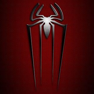 Обои на телефон паук, логотипы, абстрактные