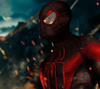 Обои на телефон супергерои, человек паук, рисунки, мультфильмы, марвел, комиксы, голливуд, spiderman 2017, marvel, dc