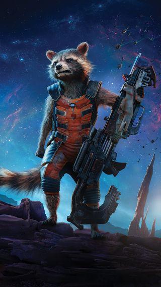 Обои на телефон фантастика, стражи, фантазия, крутые, галактика, raccoon, hd, galaxy, 929