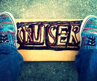 Обои на телефон скейтборд, скейт, thrashdaddy skate, cruiser