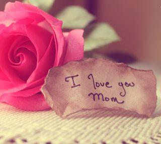 Обои на телефон мама, ты, любовь, жизнь, mom love you, love