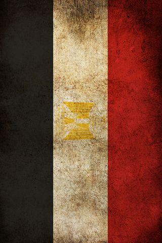 Обои на телефон египет, флаг