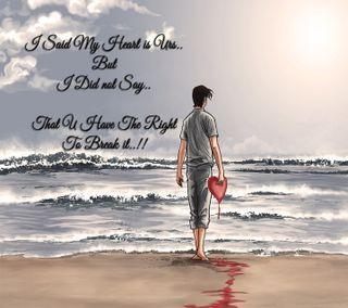 Обои на телефон болит, ты, сломанный, скучать, сердце, правда, одиночество, мальчик, любовь, грустные, love