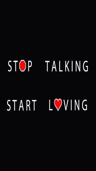 Обои на телефон стоп, старт, романтика, пара, милые, любящий, высказывания, talking