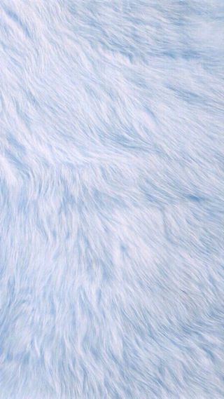 Обои на телефон эстетические, текстуры, синие, пушистые, пастельные, мех, tumblr