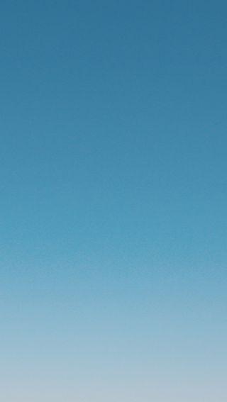 Обои на телефон чистые, спокойствие, цветные, синие, простые, небо, градиент, hd