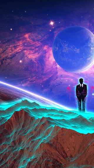 Обои на телефон вселенная, the universe, hd