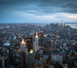 Обои на телефон нью йорк, новый, небоскребы, йорк, город, ny, new york ny