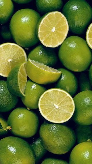 Обои на телефон свежие, фрукты, тропические, лимон, лайм, зеленые, hd, citrus, 1080p