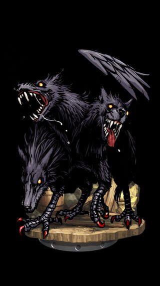 Обои на телефон страх, демоны, the demons