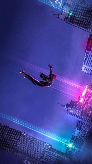 Обои на телефон вера, человек паук, сони, паук, марвел, sony, marvel, leap of faith, into the spider-verse