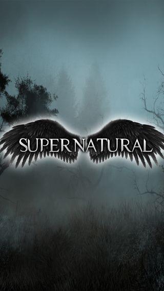 Обои на телефон сэм, сверхъестественное, логотипы, дин, демон, ангел, winchester