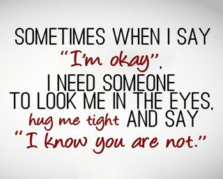Обои на телефон обнимать, цитата, поговорка, новый, любовь, крутые, знаки, жизнь, в порядке, tight, someone, love, im okay