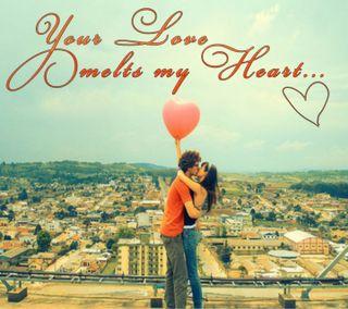 Обои на телефон обнимать, сердце, романтика, поцелуй, пара, мой, милые, любовь, любовники, высказывания, melts my heart, melt, love