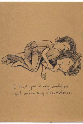 Обои на телефон ты, пара, милые, любовь, love, i love you