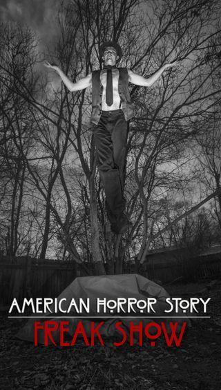 Обои на телефон история, ужасы, американские, american horrorstory