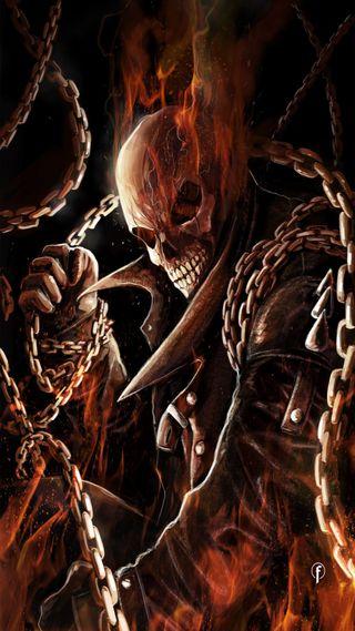 Обои на телефон череп, всадник, призрак, марвел, комиксы, vengadores, vengador fantasma, marvel, fantasma