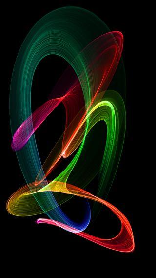 Обои на телефон сияние, цветные, текстуры, свет, неоновые, дым, абстрактные