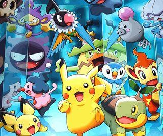 Обои на телефон покемоны, аниме, wallpaper wallpapers, hd